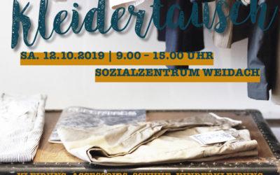 Kleidertausch 2019-10
