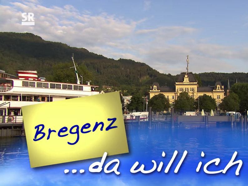 """Filmtipp """"Bregenz, da will ich hin!"""""""