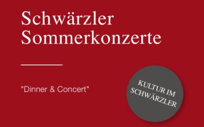 Schwärzler Sommerkonzerte 2020