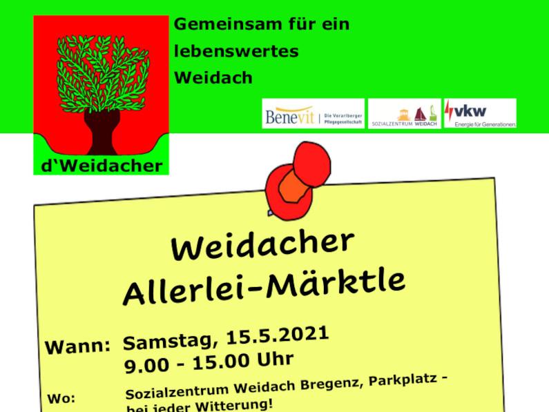 Weidacher Allerlei-Märktle
